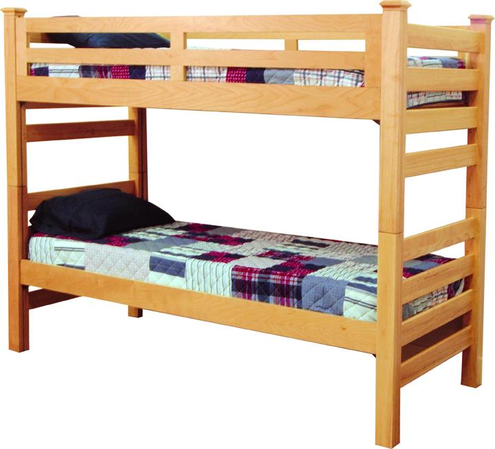 Graduate Series Bunk Bed Varsity Loft Club