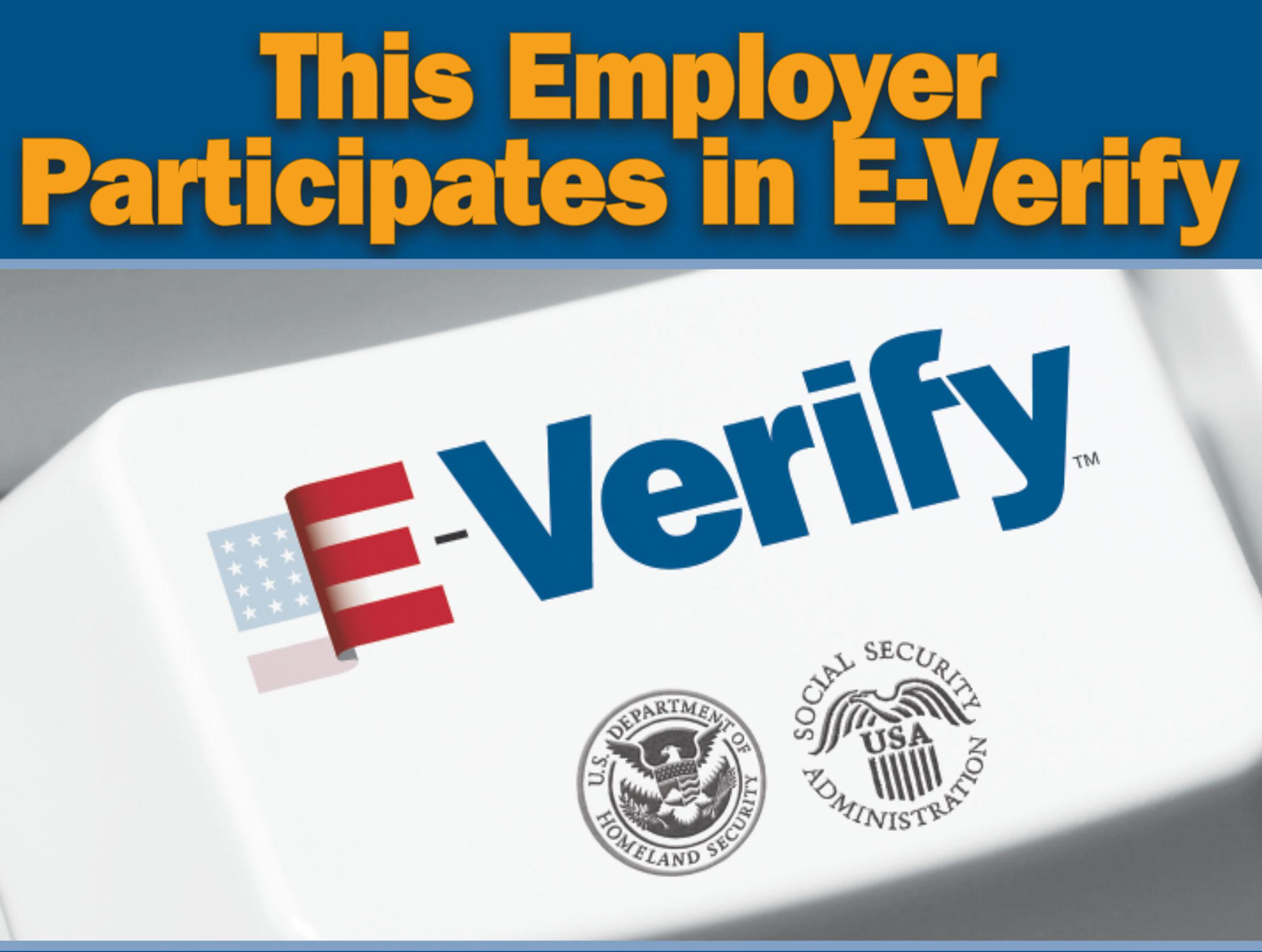 E Verify English