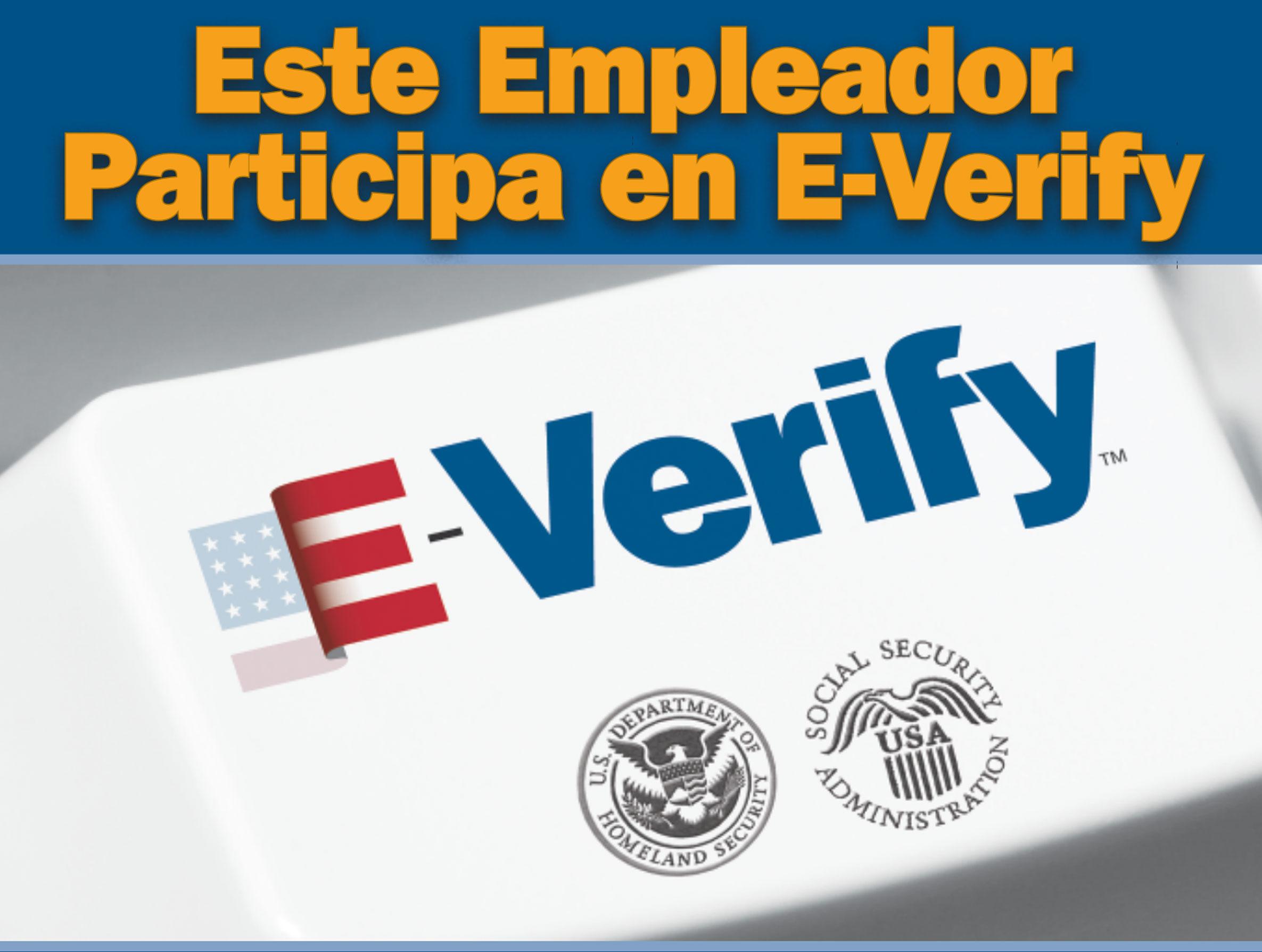 E Verify Espanol