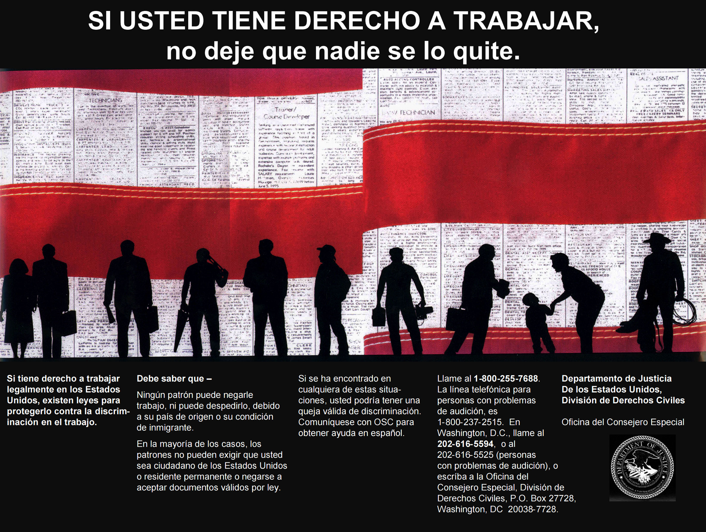 Right to Work Espanol
