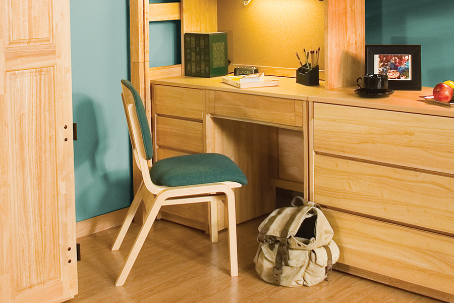Graduate Natural Open Loft Closeup
