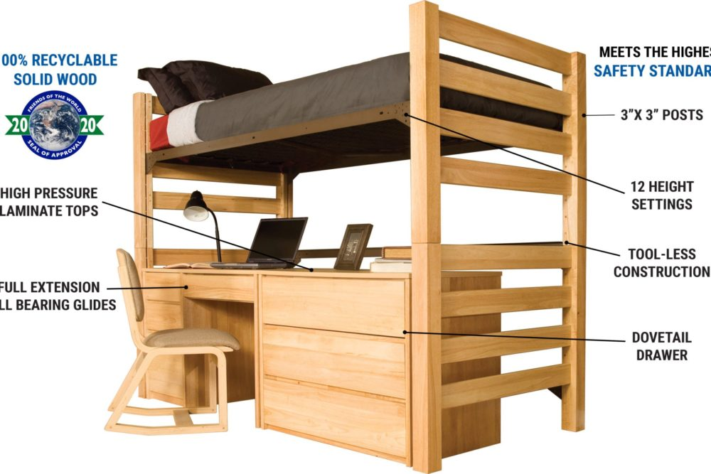 Graduate Series Beds